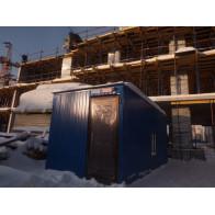 S.E.A. Construction Контейнер утепленный, тип Север, УБК6000 для размещения дизель генератора